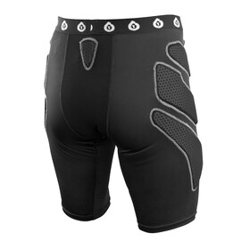SixSixOne Exo II Shorts black